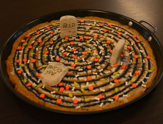 Get a 'Pizza' this Halloween Pie