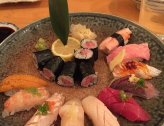 Sushi Huku: The Best Fish for the Best Price