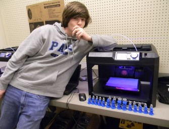 3D Printing Use Expanded at Pace