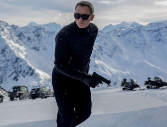'Spectre' Fun but Predictable