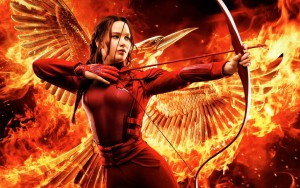 Jennifer Lawrence steals the show for the fourth and final insallment of the Hunger Games franchise. Photo: TheHungerGames.movie