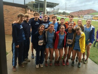 Pace XC Wraps Up Season Earning Second, Fourth Place at State