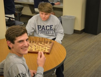 Sophomores Checkmate Lower Library