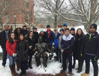 Students Explore Colleges in Midwest