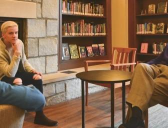 Fireside Chats Spark New Beginning