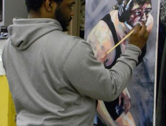 Opportunity to Enjoy Faculty Art in February