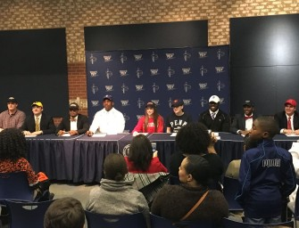 Signing the Dotted Line: Pace Football Seniors Declare Future Colleges on NSD