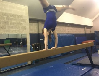 Gymnastics Goes For 10/10