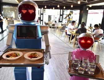 Pace Lunch Crew Replaced by Robots