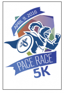 The 34th annual Pace Race will take place on April 9th, 2016. Photo: Debra Mann