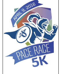Support Pace Athletics by Running in the Pace Race 5K