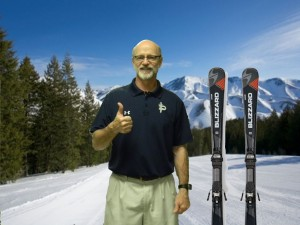 Mr. Cunningham is most excited about the addition of snow skiing to the Physical Education department. Photo: Sarah Kitchen