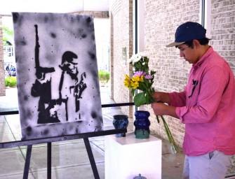 Seniors Express Themselves Through Advanced Studio Art, Independent Study