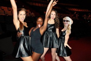 2013 Pace dancers with previous teacher Meg Morrissey excited for the comeback.
