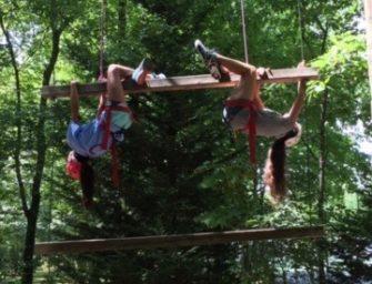 Freshmen Form Friendships at Retreat