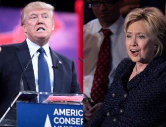 Campaigns Reveal Marked Differences Between Candidates
