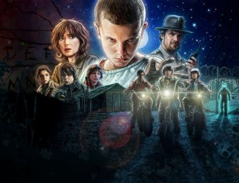 'Stranger Things': Best New Show This Year