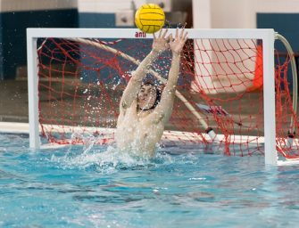 Water Polo Makes a Splash