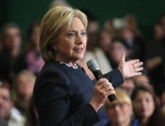 Hillary Clinton: I'm With Her