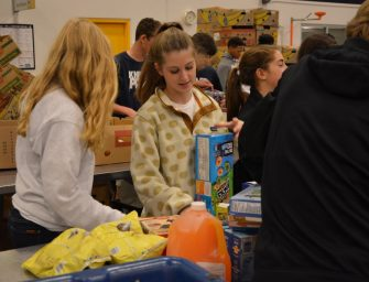 Freshman Service Day Takes Hiatus