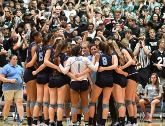 Volleyball Makes History all the Way to State