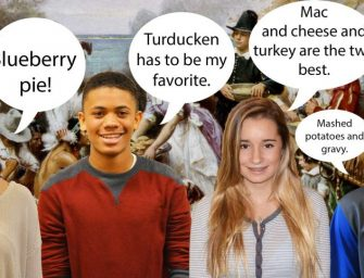 Students Reveal Their Favorite Thanksgiving Dish