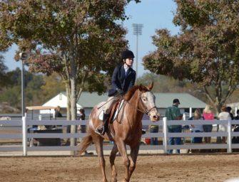 Equestrian Team Rides to Success