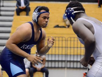 Knights Look to Pin Competition