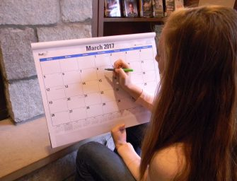 Students Anticipate 2017 Events