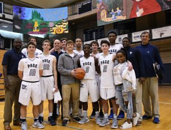 Knights Basketball Battle Tough Competition Over Holidays