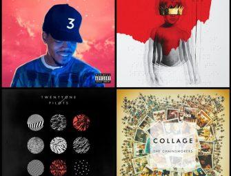 Releases, Losses Mark 2016 Music Scene