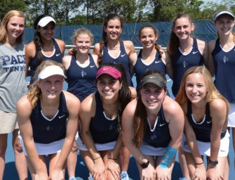 Tennis Swings into New Season