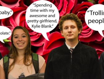 Students Share Their Favorite Part of Valentine's Day