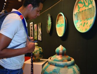 Art Faculty Exhibit Showcases Teacher Talents