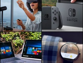 Six Tech Products to Look Forward to in 2017