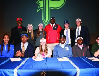 Pace Athletes Sign to DI and DIII Colleges
