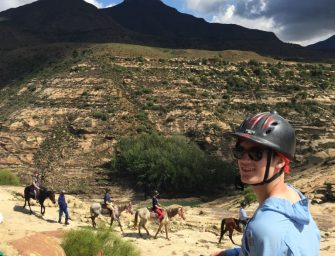 Students Trek to Chile, Ireland, South Africa with ICGL