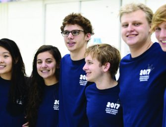 Swimmers Dive into State Playoffs Feb. 2-4