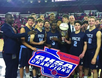 Pace Boys Varsity Basketball Surges to State Championship Win