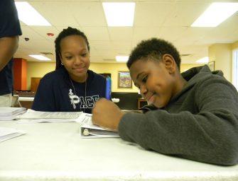Peoplestown Academy Kicks Off