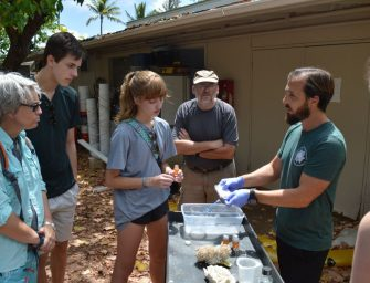 ICGL Scholars Study Climate in Hawaii