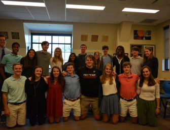 New Peer Leaders Guide Freshmen