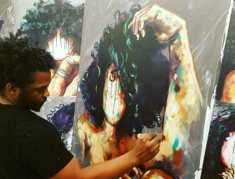 Donice Bloodworth Showcases His Talent in 'Naturally Series'