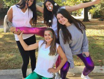 Students Prepare for Ghost Season