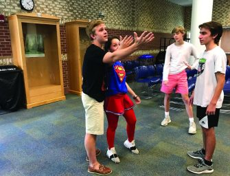 Pace Theatre Prepares for Fall Musical
