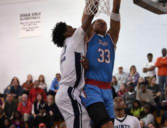 Boys Basketball Seeks to 'Three-peat'
