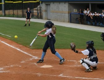 New Faces Contribute to Softball Team's Success