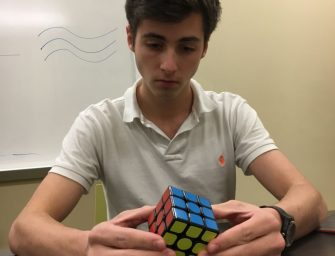 Juniors Become Master Cubers