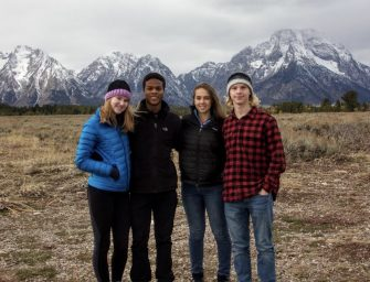 ICGL Global Leaders Study Conservation in Yellowstone