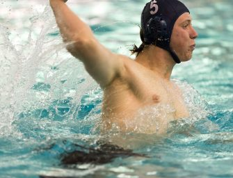 Water Polo Ends Season in Second Round at State